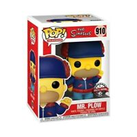 MR PLOW HOMER SIMPSON EXCLUSIVE FUNKO POP THE SIMPSONS #910 PRE ORDER