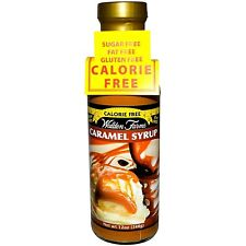 Walden Farms Natural Flavored Calorie Free Caramel Syrup - 12 oz (355mL)