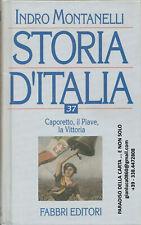 STORIA D'ITALIA vol.37 (Montanelli, Fabbri editori)
