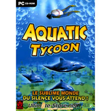 Aquatic Tycoon PC Neuf sous Blister