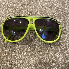 Genuine Gap Bright Green/Lime Kids Plastic Fashion Collectible Sunglasses