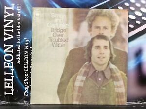 Simon & Garfunkel Bridge Over Troubled Water LP Album Vinyl Rec S63699 Pop 70's