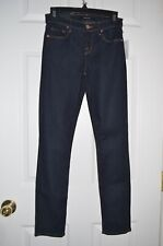 NWT J BRAND $188 After Dark Wash Indigo Mid Rise Skinny Jeans Szs 23, 24