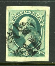 US Stamp 184 Fancy Cancel Bank Note  8H20 33