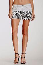 NWT JOE's Jeans Denim 28 6 cutoff shorts bleach high-end $130 designer celebrity