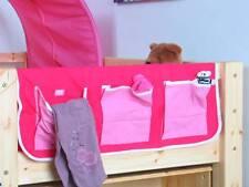 Thuka / Flexa Stoff Hängetasche Organizer Aufbewahrung für Kinderbett Hochbett
