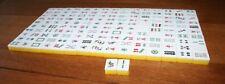 ancien jeu  Mah-jong  152  tuiles