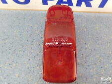 Fiat 500D 600D   Right Tail Lens  Red/Red  Altissimo NOS  1959-1964