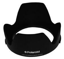 Polaroid Studio Series 52mm Lens Hood With Exclusive Pushbut