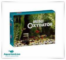 SHG Oxydator mini per acquari fino a 60 litri Produzione Ossigeno Acquario