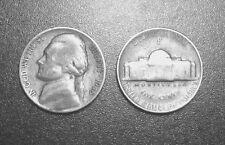 1945-P SILVER WAR NICKEL GRADE: GOOD COIN 35% SILVER Philadelphia Mint