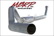 """MBRP 04.5-09 Dodge Ram Diesel 4"""" Turbo Back, Single Side AL Exhaust"""
