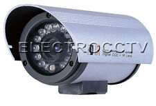 Secturity CCTV Day and Night Color CCD Bullet CCTV  Camera Indoor and Outdoor