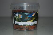 Aquarium Goldfish & Coldwater Flake 2.5 ltr Tub approx 280g Complete Food