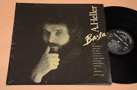 ANDRE HELLER LP BASTA GERMANY 1°ST ORIG 1978 GATEF +INSERTO AUDIOFILI NM !!!!!!!