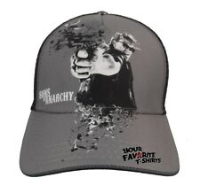 Sons Of Anarchy SOA Open Fire Licensed Trucker Hat