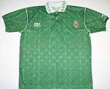 1995 MEXICO ABA SPORT HOME FOOTBALL SHIRT (SIZE XL)