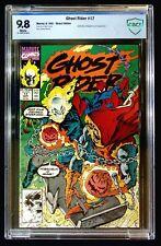 Ghost Rider #17 (1991) CBCS 9.8 Texeira, Spider-Man, Hobgoblin