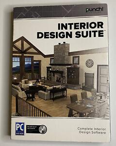 Punch! Interior Design Suite V20 - Brand New / Retail Box Sealed