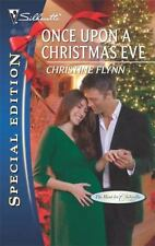 Once upon a Christmas Eve 2086 by Christine Flynn (2010, Paperback)