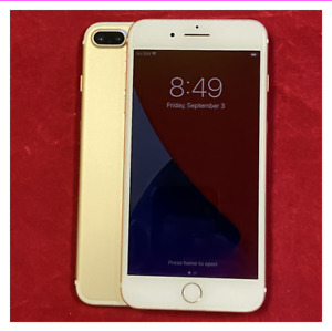 Apple iPhone 7 Plus - 32GB - Gold ~ Verizon A1661 CDMA + GSM Unlocked - Used