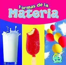 Formas de la materia (Mi Biblioteca De Ciencias 1-2 (My Science Librar-ExLibrary
