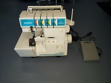 Simplicity 3 or 4 Thread Serger Machine w/ Lay In Threading w/ Differential Feed
