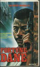 Fortune Dane (1986) FSK 18 UNCUT VHS Video