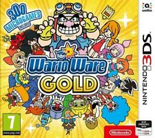 WarioWare Gold Nintendo 2DS & 3DS * NEW SEALED PAL *