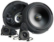 Eton UG VW T5 F3.1 Lautsprecher System für T5 Plug & Play 3-Wege Fronttüren Set