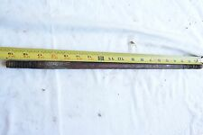 1950's Century Resorter wooden boat aft rear threaded lift ring rod
