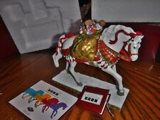 Trail of the Painted Ponies, Retired Polar Express, Original box and paperwork