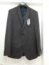 "Primark Suit Jacket Blazer 40"" Long Slim Fit Charcol Grey BNWT"