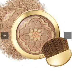 Physicians Formula Argan Wear Ultra-Nourishing Argan Oil Bronzer Brush & Mirror