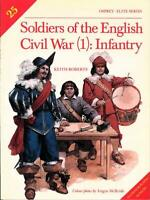 Osprey Elite Soldiers of the English Civil War (1) - Infantry EX