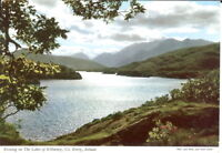 Ireland: Evening on the Lakes of Killarney, Co. Kerry - Posted 1970