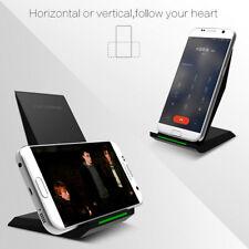 10W Schnell Qi kabellos Ladestation Ladegerät iPhone 8 Plus X Samsung S7 S8 Note