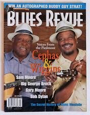 Blues Revue Magazine: Issue 103, 2007  Gary Moore, Bob Dylan, Sam Moore.