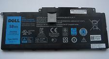 Batterie D'ORIGINE Dell JR9TD 14.8V 58Wh 0G4YJM OG4YJM G4YJM  Genuine NEUVE