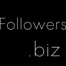 Followers.biz premium domain name - No reserve!