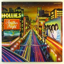"""12"""" LP-THE HOLLIES-Another Night-m1041-Slavati & cleaned"""