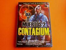 EL DIA DE LOS MUERTOS 2 CONTAGIUM / Day of the Dead 2: Contagium - Precintada