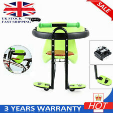 Bicycle Bike Padded Front Seat Child Safety Passenger Back Rest Chair Cushion UK
