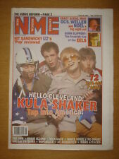 NME 1997 MAR 1 KULA SHAKER OCS PAUL WELLER ORB NO DOUBT