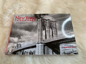 New York Landmarks A Book of 30 Postcards by Charles J. Ziga Dovetail Books 2000