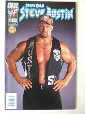 Stone Cold Steve Austin Issue # 3. Photo Cover. Scarce. Chaos Comics. Jan.2000