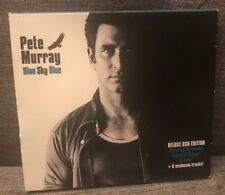 PETE MURRAY Blue Sky Blue Deluxe 2CD Ed With Slipcase Discs Mint FAST FREE POST