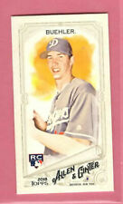 2018 Walker Buehler Topps Allen & Ginter Glow in the Dark SP RC Dodgers