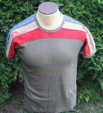 Men's Green Dsquared2 Short Sleeve Shirt EUC Size Small