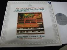 BACH°CONCERTOS  FOR 2 HARPSICHORDS<>ENGLISH CONCERT<>LP Vinyl~German Pressing<>